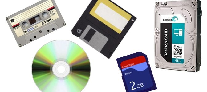Optical Media for Backup Purposes