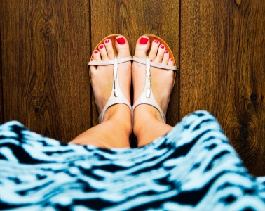 Fantastic Feet: How To Fill Your Shoes With Style