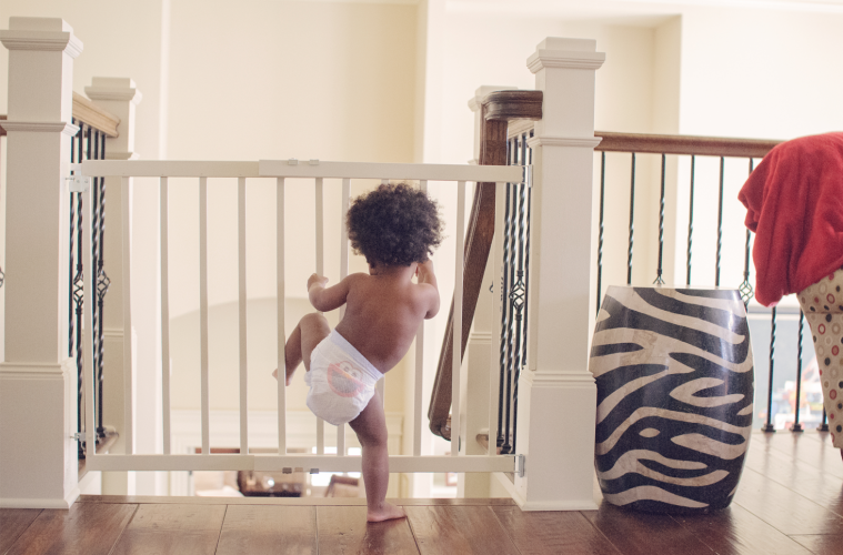 HOW TO BABY-PROOF YOUR HOUSE FOR NEW PARENTS