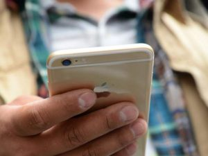 Is Someone Watching As Your Smartphone Watches You