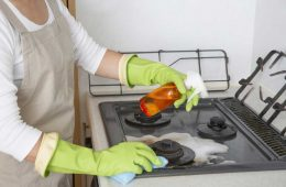 THE GUIDE TO THOROUGH KITCHEN CLEANING