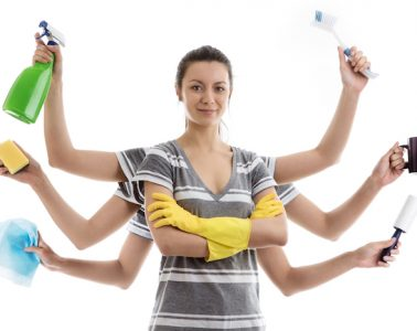 TIPS FOR A SUCCESSFUL SPRING CLEANING