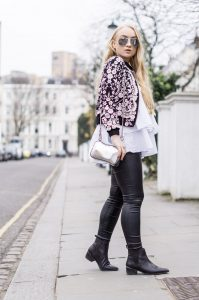5 ways to wear embroidered jacket
