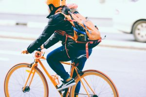 ditch the car for a bike