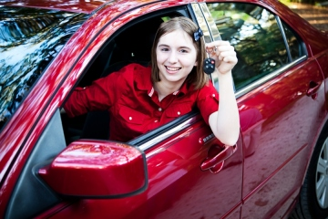 When To Buy Your Teen A Vehicle