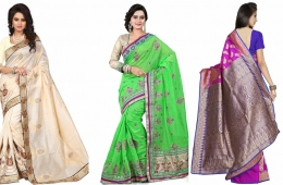 Different Types Of Indian Sarees For Wedding